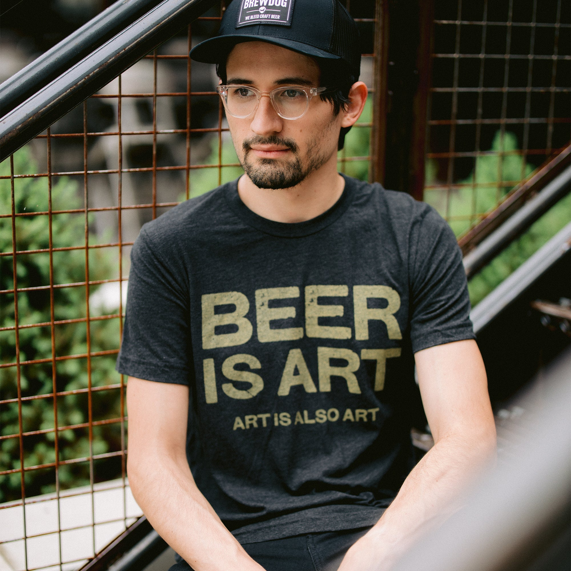 Beer Is Art T-Shirt