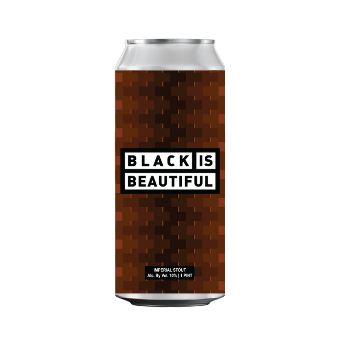 PREORDER Black Is Beautiful 4 Pack