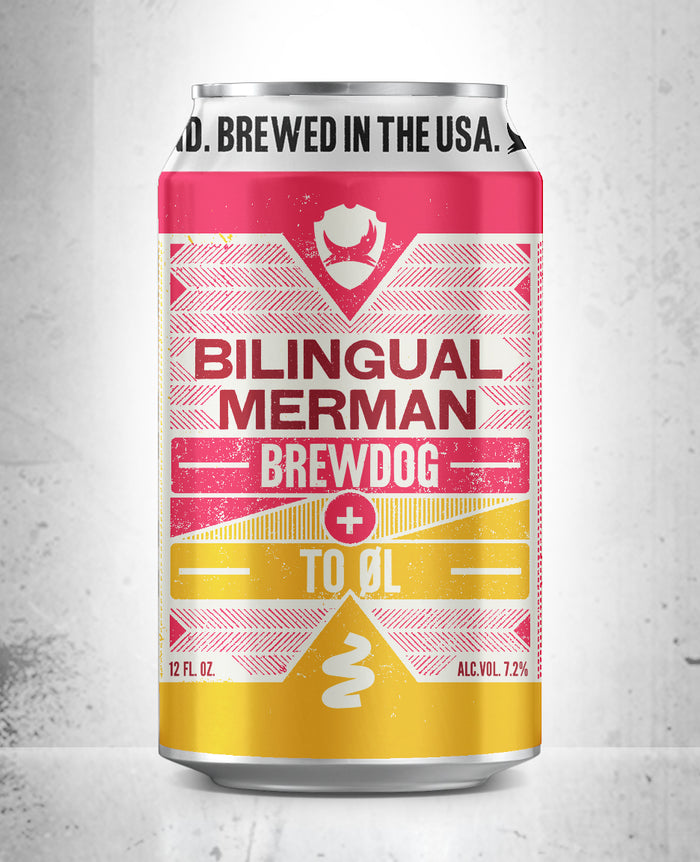 LIMITED Bilingual Merman 6 Pack