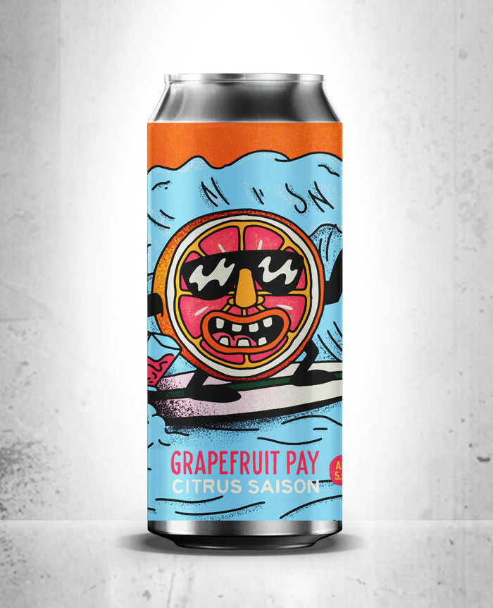 LIMITED Grapefruit Pay 4 Pack