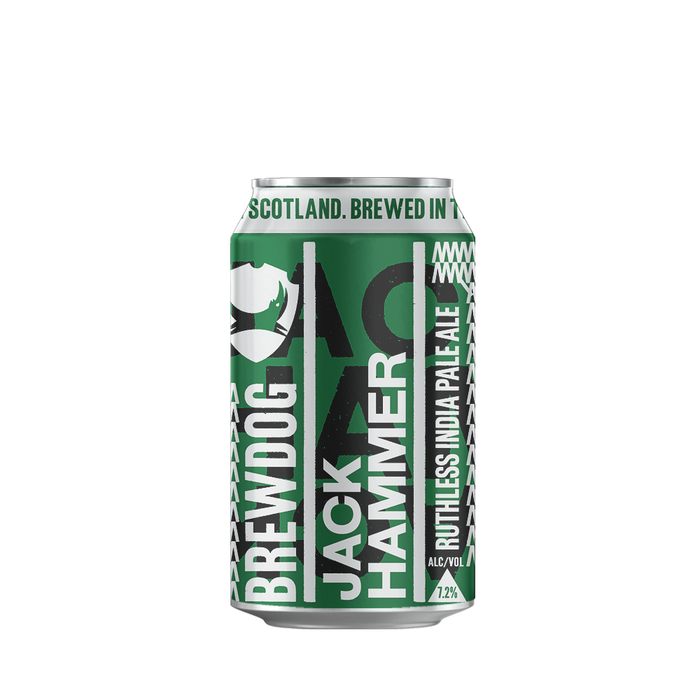 Jack Hammer Can 6 Pack