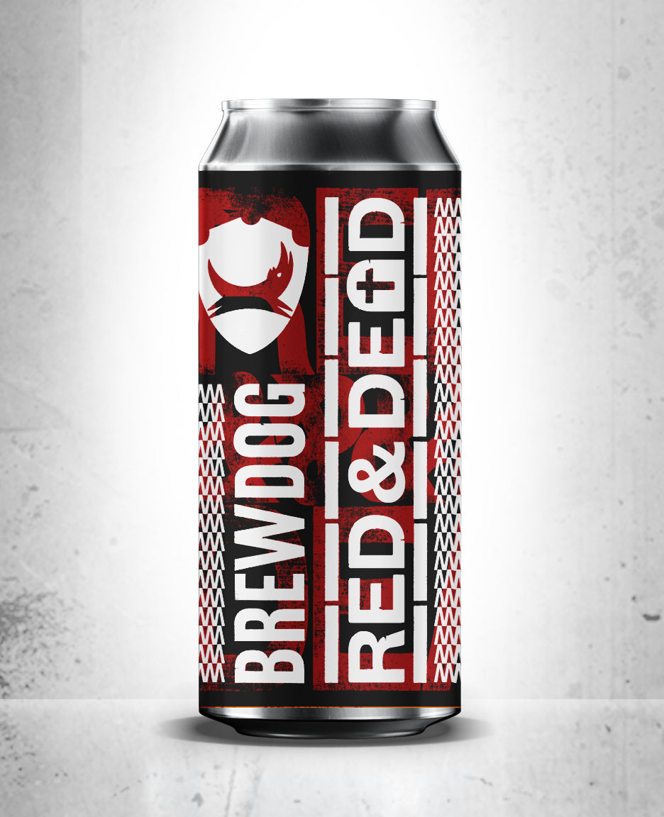 LIMITED Red & Dead 4 Pack