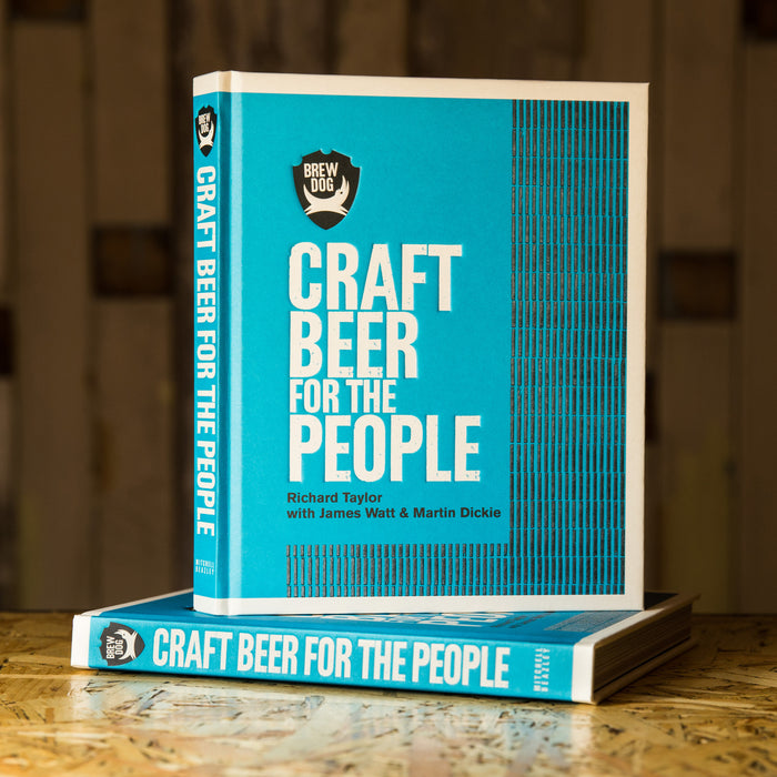 EFP Craft Beer For the People Book