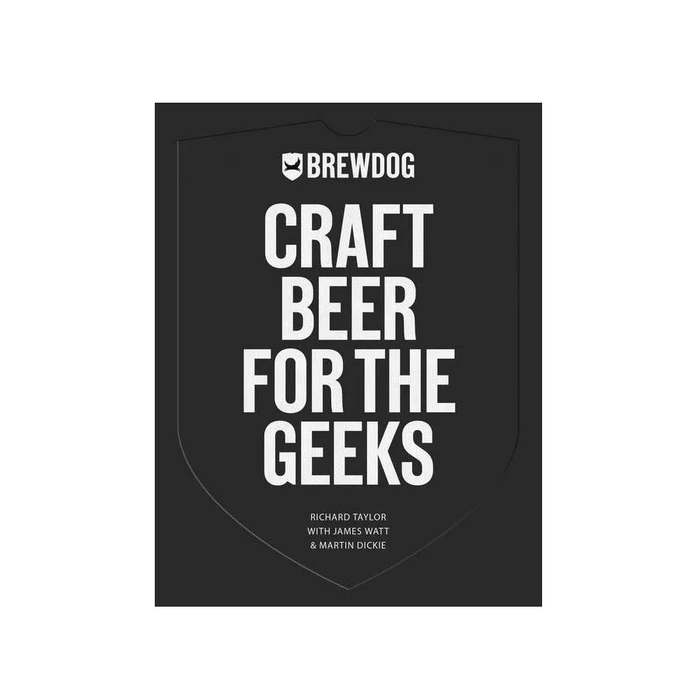 Craft Beer For The Geeks Book