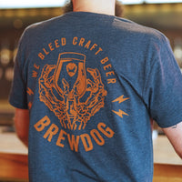 We Bleed Craft Beer T-Shirt