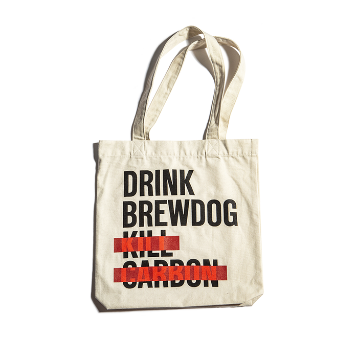 Drink BrewDog Tote Bag