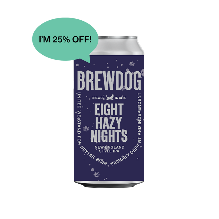 Eight Hazy Nights 4 Pack