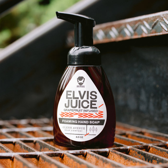 Elvis Juice Foaming Soap
