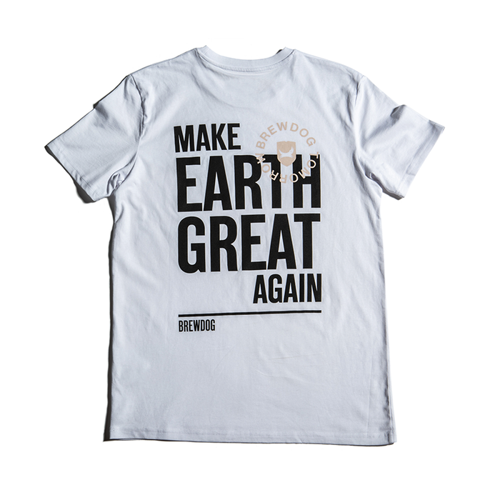 Headline Earth T-Shirt