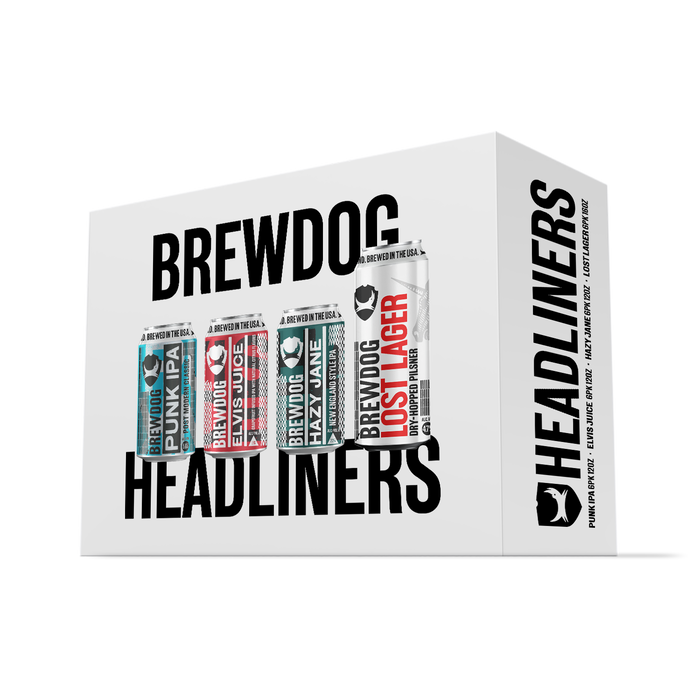 Headliners 24 Pack