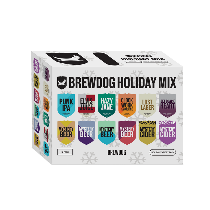 BrewDog Holiday Mixed Pack