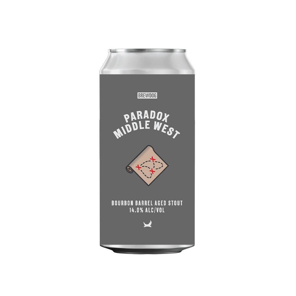 Paradox Middle West Bourbon Barrel Aged Stout