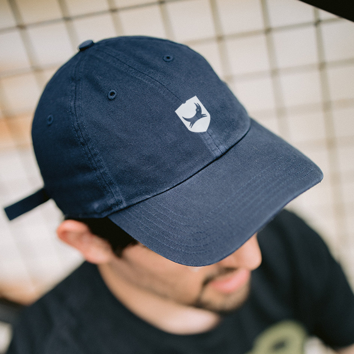 Dad Hat Navy