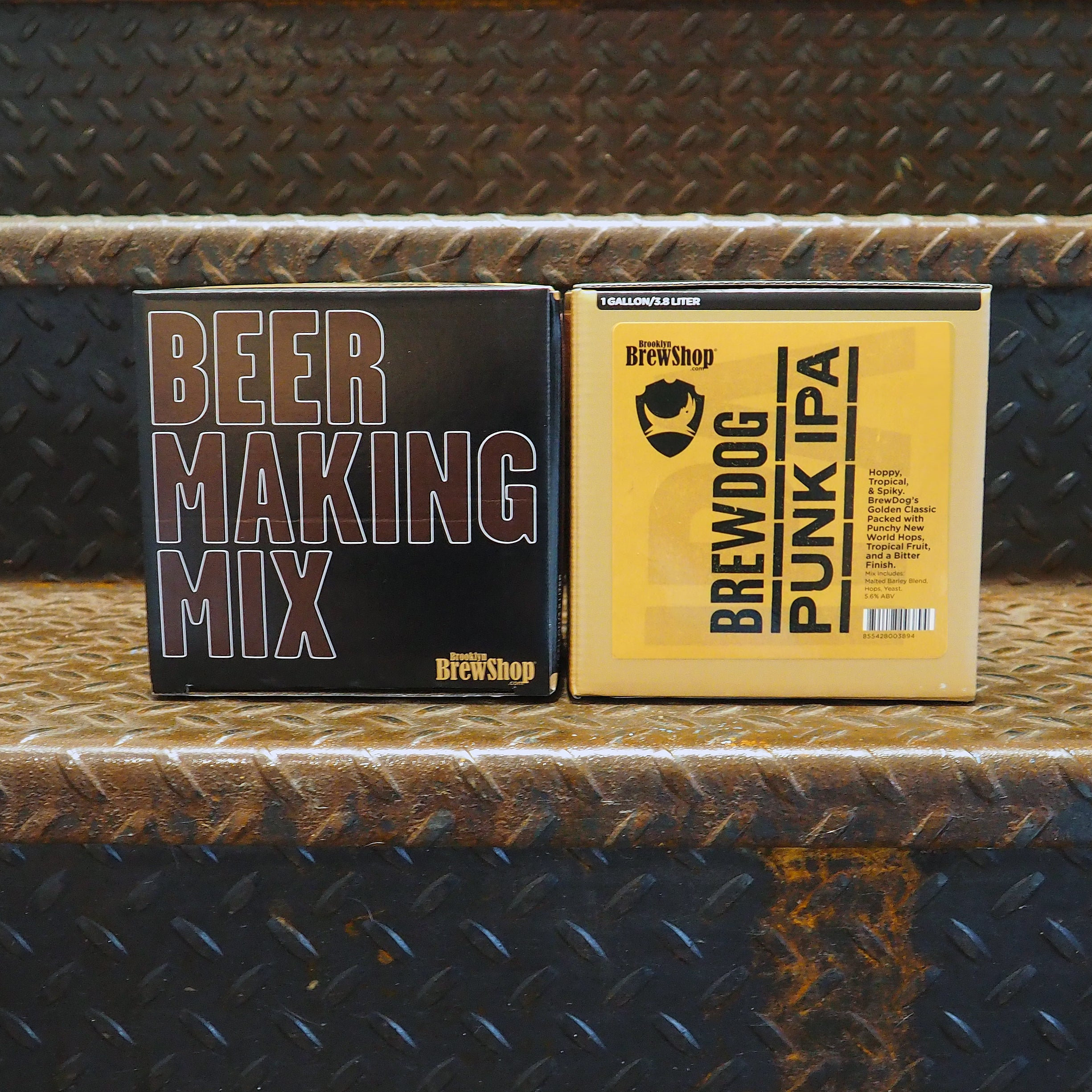 Punk IPA Homebrew Refill Kit