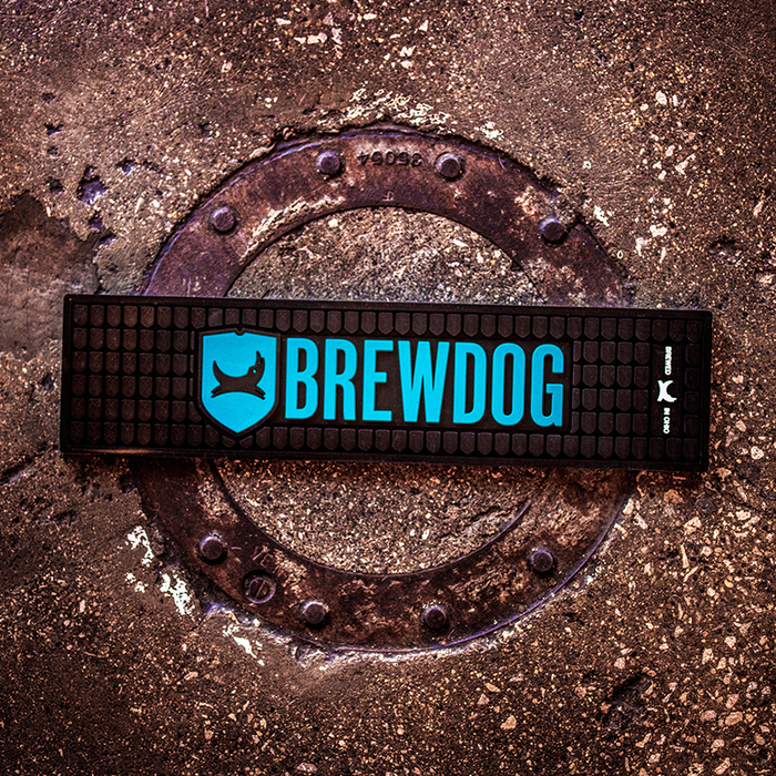 BrewDog Rubber Bar Drip Mat