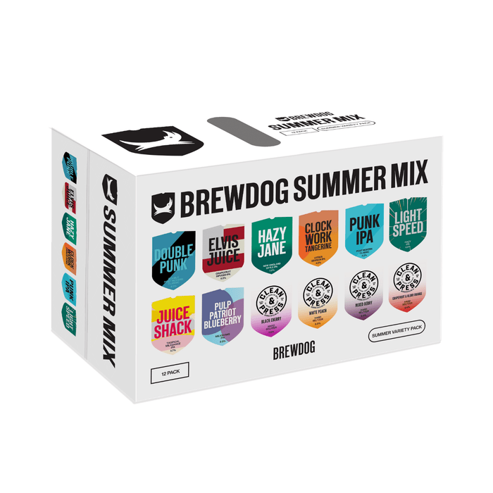 Summer Mixed 12 Pack