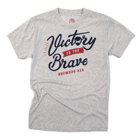 Victory To The Brave T-Shirt