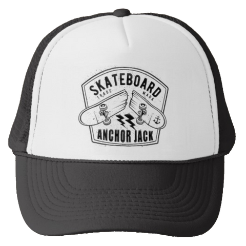 ANJ LND Trucker Hat