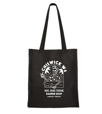 Chilled Surfer Tote Bag
