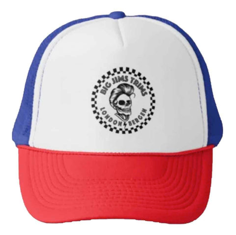 Rockabilly Trucker Cap