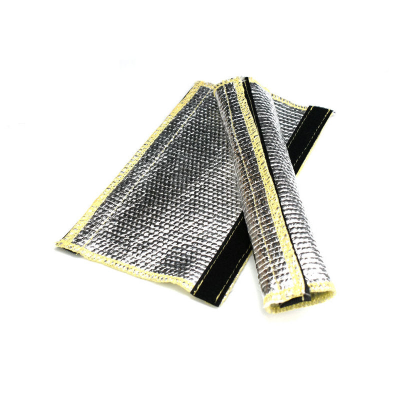 Heat Reflective Sleeve Shield for Wire and Tubing