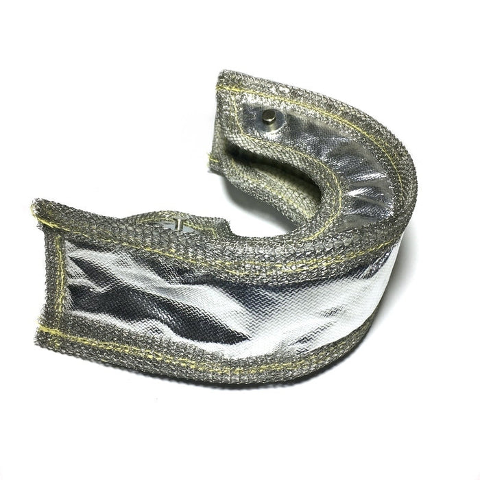 T25 T28 T3 T4 T6  Turbo Blanket Engine Heat Shield Barrier Turbocharger Cover  Aluminum Foil Blanket