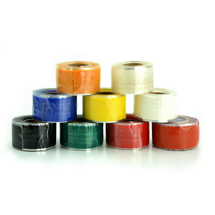 Practical Silicone Performance Repair Self Fusing Tape