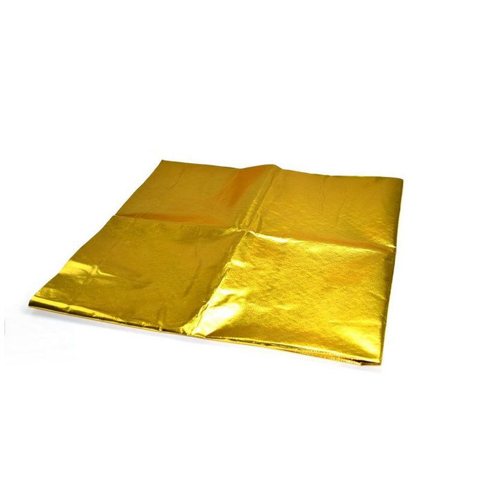 Engine Heat Shield Gold Reflective Barrier