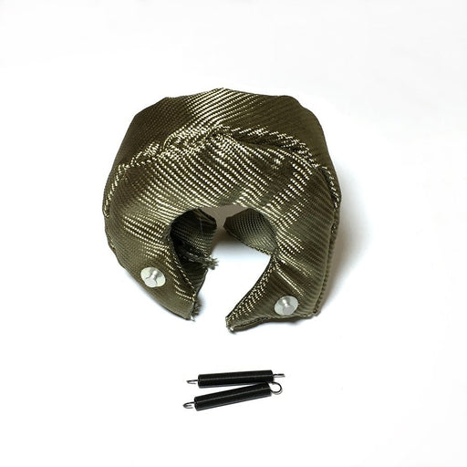 Titanium Turbo Blanket Heat Shield Cover