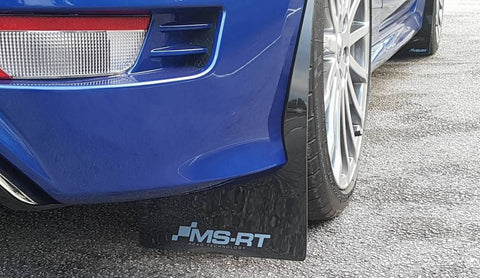 2009> Ford Focus RS Mk2 MS-RT Mud Flaps