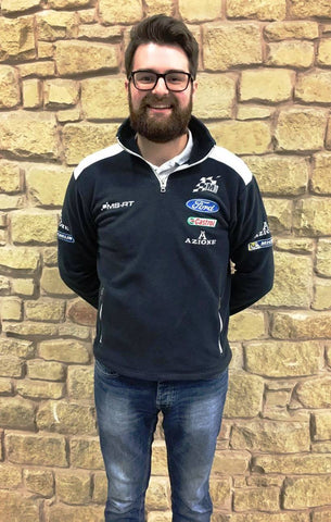2018 M-Sport World Rally Team Fleece