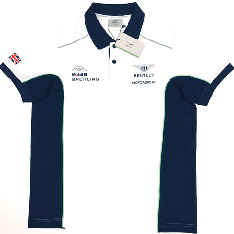 Bentley Motorsport Ladies Tech Polo Shirt