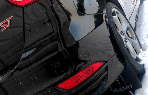 Mk3 Ford Focus ST & RS MS-RT Mud Flaps