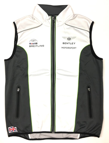 Bentley Motorsport Softshell Vest