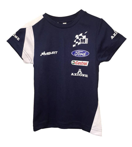 M-Sport World Rally Team Azione Kids T-Shirt