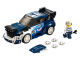 Ford Fiesta WRC Lego Kit