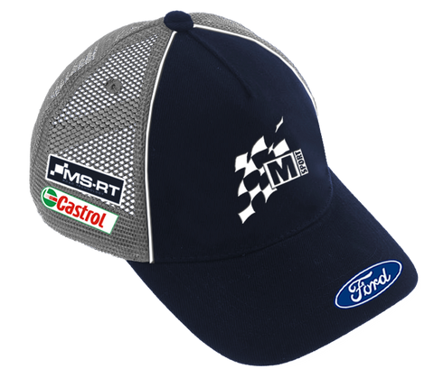 M-Sport Ford World Rally Team 2019 Audes Team Cap