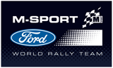 M-Sport Ford World Rally Team / #MSPORTERS Flag 3ft x 2ft