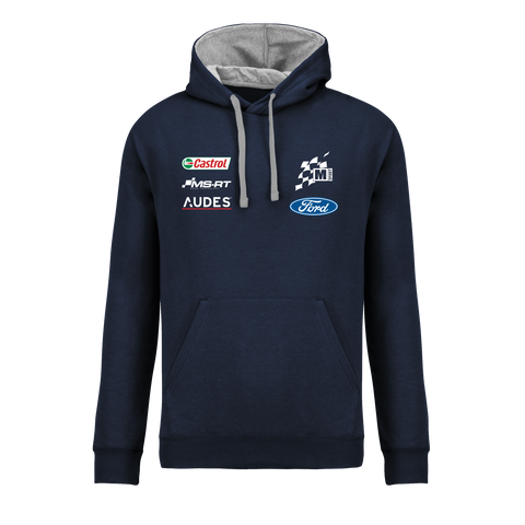 M-Sport Ford World Rally Team Official Team Merchandise Hoodie