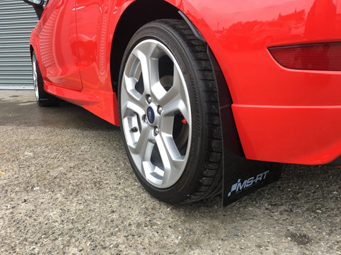2013> Ford Fiesta ST/Zetec S MS-RT Mud Flaps