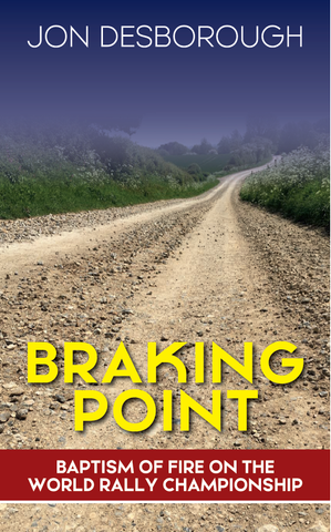 Jon Desborough - Braking Point Book
