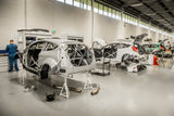 M-Sport Dovenby Hall Factory Tour