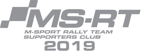 M-Sport Supporters Club 2019 Membership Pack
