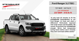Ford Ranger 3.2 TDCI Euro 6 Power Enhancement by Steinbauer