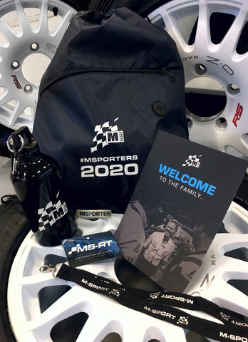 M-Sport Supporters Club 2020 Membership Pack