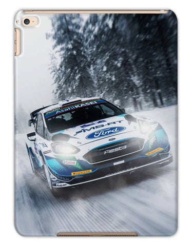 Ford Fiesta WRC Arctic iPad Case iPad 2/3/4 Air & Mini