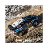 Elfyn Evans Rally Spain 2019 Photo Art Print