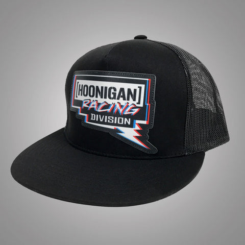 Hoonigan Racing Division 3D Trucker Hat