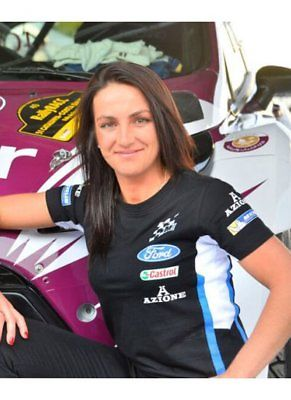 M-Sport World Rally Team 2015/16 Ladies Azione Team T-Shirt