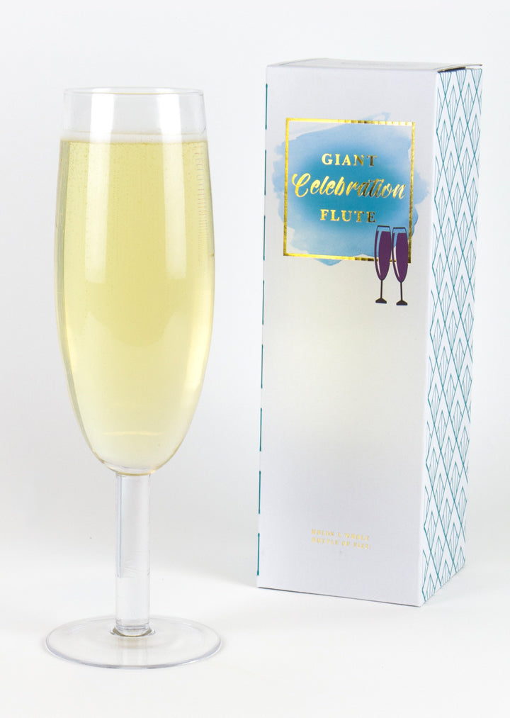 Prosecco-glass - Gigantisk - 750ml Gift Republic